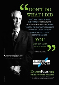 Daniel Ellsberg, Pentagon Papers Whistleblower